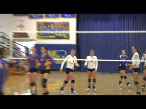 Marion Local vs. Vandalia-Butler Volleyball