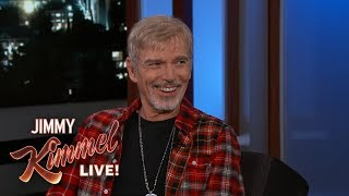 Billy Bob Thornton on Pitching in High School