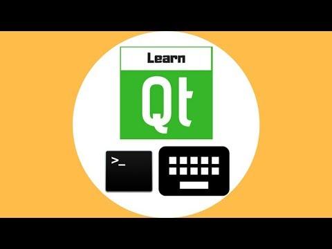 qt tutorial for beginners c++