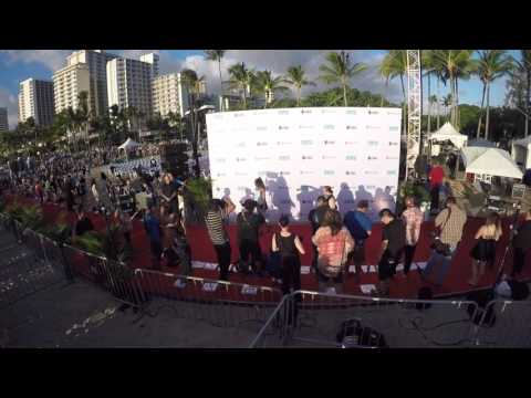 Hawaii Five-0 Beach Premiere 2016