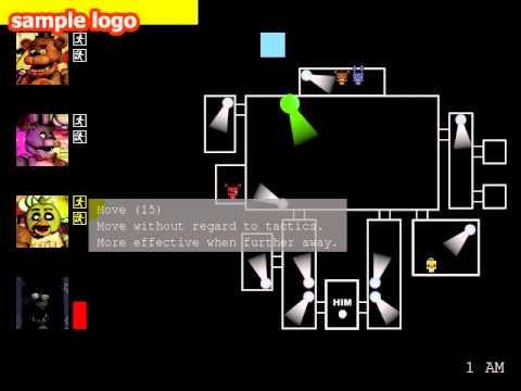 Фнаф 1 игра за аниматроников скачать