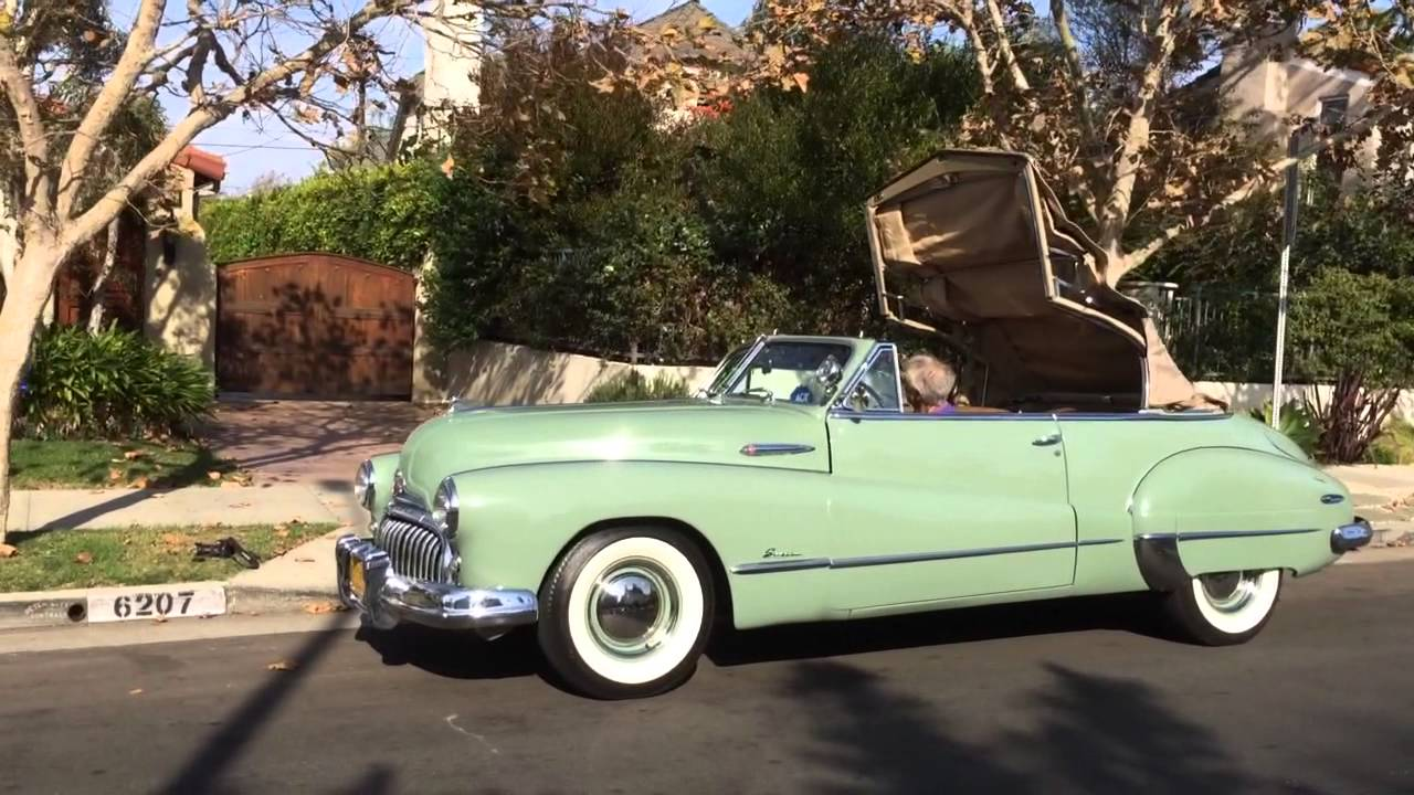 1948 Buick Super Convertible For Sale Youtube