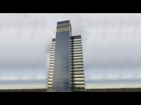 The Skyscraper Covered In Solar Panels