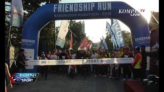 Friendship Run Dijadikan Ajang Pemanasan Borobudur Marathon 2019