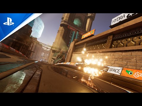 Pacer - Release Date Announcement Trailer | PS4
