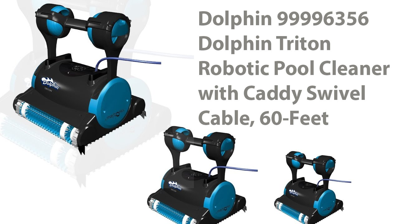 dolphin dolphin triton robotic pool cleaner review - Dolphin Pool Cleaner