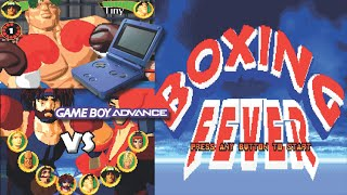 Chris & Mike Plays Boxing Fever - Game Boy Advance