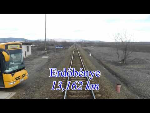 The Line Szerencs - Sátoraljaújhely (Nr. 80c)