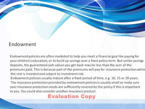 Finance wealth management insurance professional