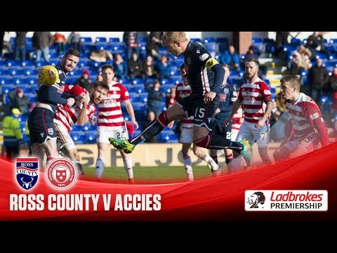 Staggies and Accies take valuable point apiece