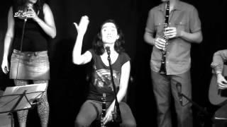 Café El Sur - 2012.07 - Diana Rojas en Concert