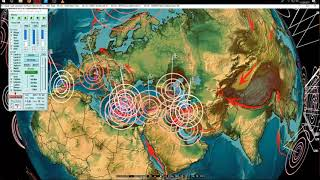 11/30/2017 -- Pacific Plate in motion -- Large earthquake threat present -- West Pacific on watch