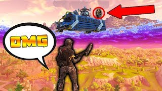 TRYING OLD GLITCHES on FORTNITE! WALL BREACH & UNDER THE MAP GLITCHES (SECRET ROOM!)