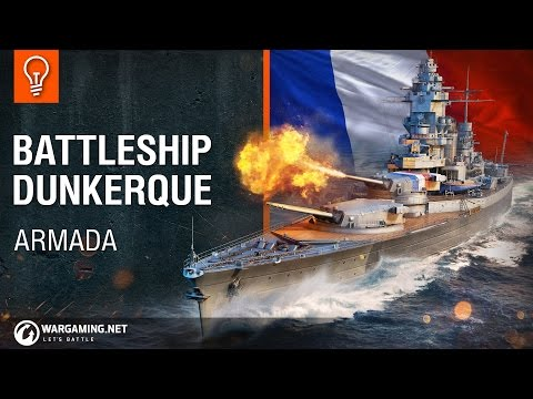 World of Warships - Armada: Dunkerque