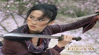 Kung-fu China movies || Wing-chun || Crystal Liu , Jackie Chan