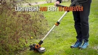 WORX WG163E 20V GRASS TRIMMER - UK English - www.worx.com