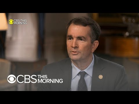 """Gov. Ralph Northam says he can take Virginia to the """"next level"""" amid controversy Mp3"""