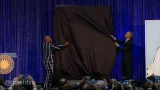 Weeaboo Obama Unveils New Portrait