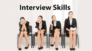 Interview Skills | Job Interview Tips - Body Language During Interview
