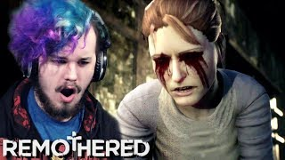 A BITTER SWEET END.. | Remothered: Tormented Fathers (ENDING)