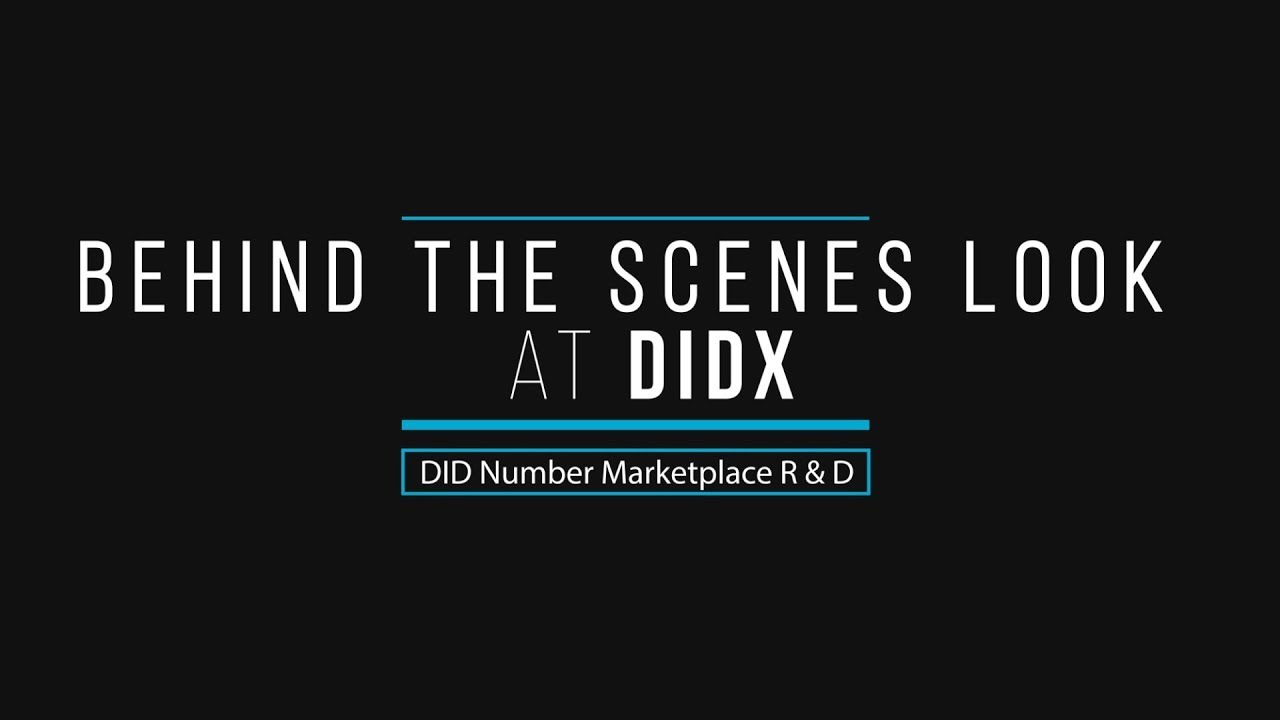 Press Release | DIDX BLOG