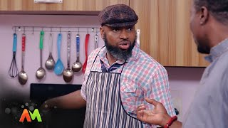 So you won't give me noodles, abi? – My Flatmates   S5   Ep 135   Africa Magic