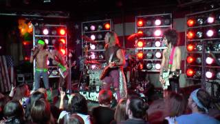 Velcro Pygmies with Ryan Howe - The Hill - 2-7-14 - Tush & Tits