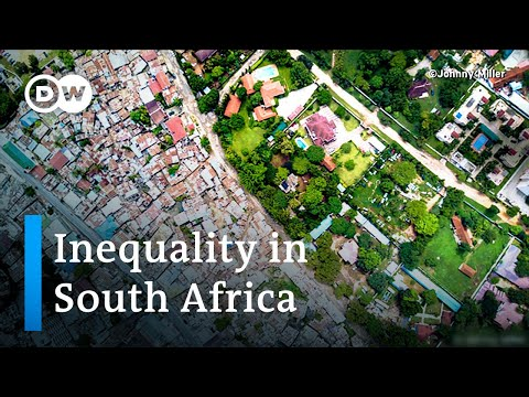 Why South Africa is the most unequal country on Earth and how to fix it | DW News