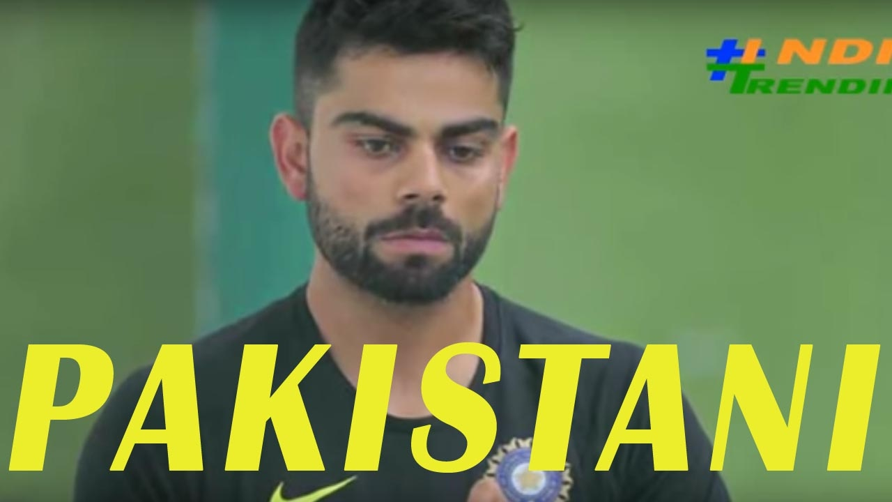 Virat Kohli Is Pakistani Says Wikipedia