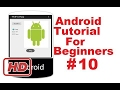 [Android Studio Tutorial] Android Tutorial for Beginners 10 # Android RadioButton Basics With Examp