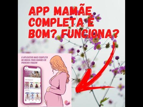 Aplicativo Mamãe Completa é bom? Aplicativo Mamãe Completa funciona?