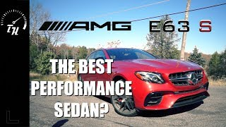 2018 Mercedes-AMG E63 S - Track Tested // A Doubleclutch.ca Review with T.H.