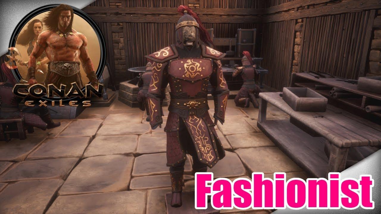 Conan Exiles Mods