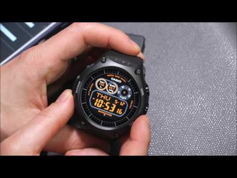 Casio WSD-F10 Android Wear Smartwatch Review | aBlogtoWatch