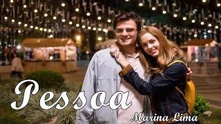 Pessoa - Marina Lima | A Lei do Amor TEMA DE VITÓRIA E AUGUSTO