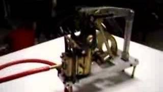 moteur a vapeur a balencier