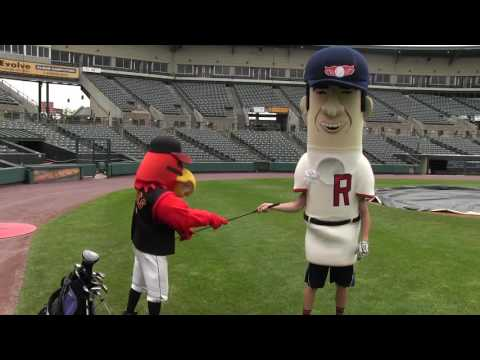 Rochester Red Wings Golf Night Promo Video