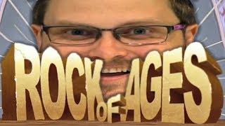 КАМЕННЫЙ ЛЫСЫЙ СНОВА С НАМИ ► Rock of Ages #1