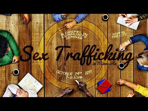 Sex Trafficking in MN - Reality of Sex Trafficking in Minneapolis