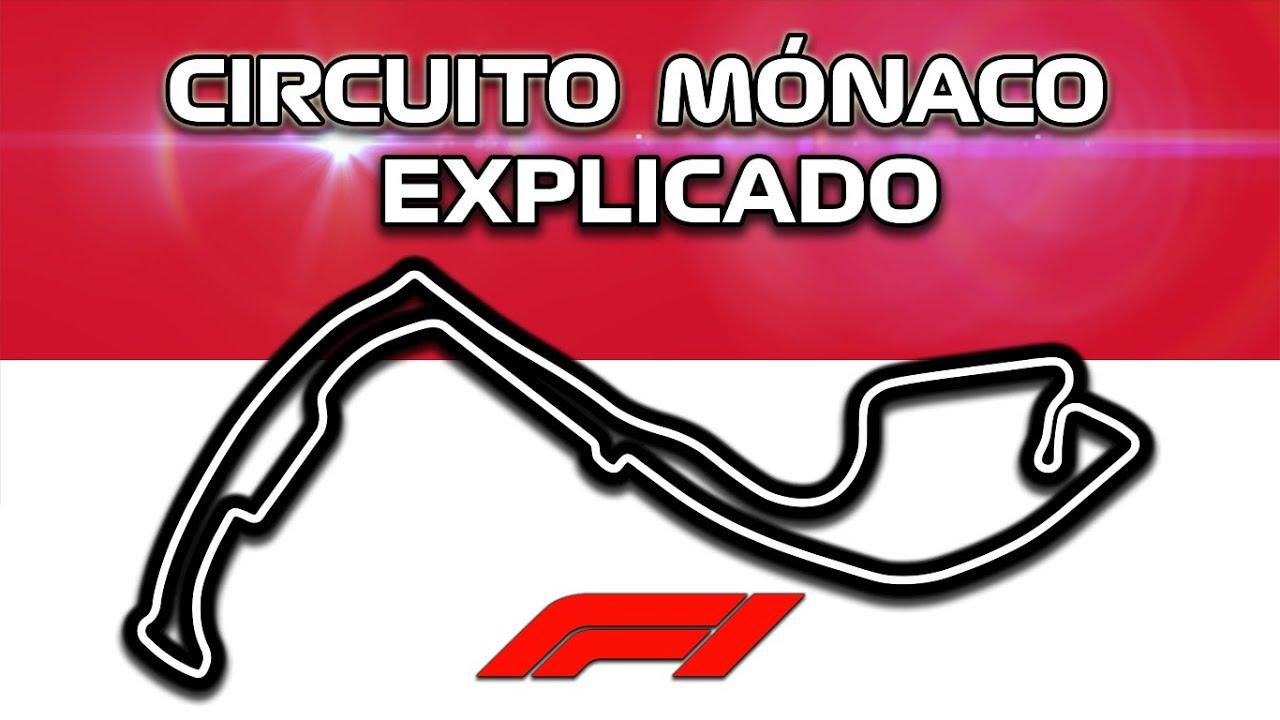 CIRCUITO de MÓNACO 🔥 Formula 1: Técnica 🛑 *SET UP ...