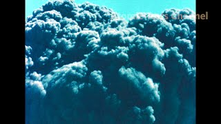 HD BLAST WAVE HIT VARIOUS BUILDINGS CANADA 500 TONS TNT SIMULATED NUCLEAR TESTING