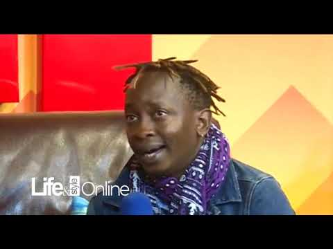 The first time I met Obama i needed to pee - Eric Wainaina | LIFE AND STYLE