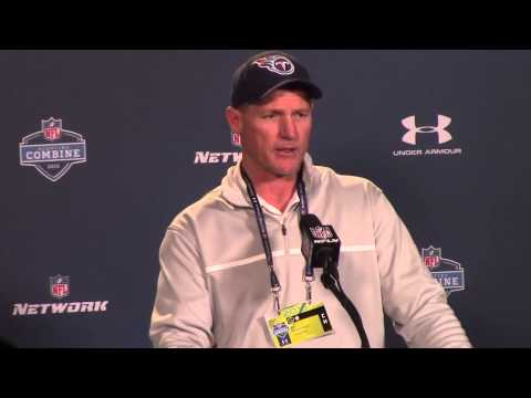 Tennessee Titans coach Ken Whisenhunt said former LSU QB Zach Mettenberger is 'motivated' | Video