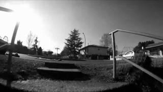 Roller: un petit handrail à SALLES 33770.f4v