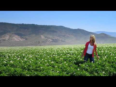 Idaho Potatoes are Heart Healthy! New Denise Austin Commercial