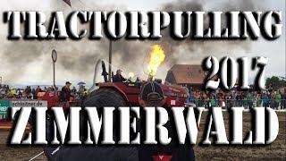Tractor Pulling Zimmerwald 2017