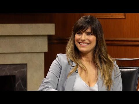 Lake Bell on Meryl Streep, Reese Witherspoon, and Nancy Meyers  Larry King Now  Ora.TV