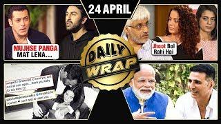Ranbir Avoids Clash With Salman, Vikram Bhatt Slams Rangoli, Arjun Rampal's Gf Pregnant| Top 10 news