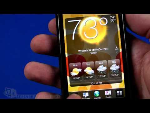 T-Mobile MyTouch 4G Slide unboxing video