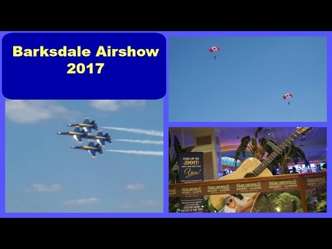 Weekend Vlog: BARKSDALE AIRSHOW 2017 | COME WITH US!!!